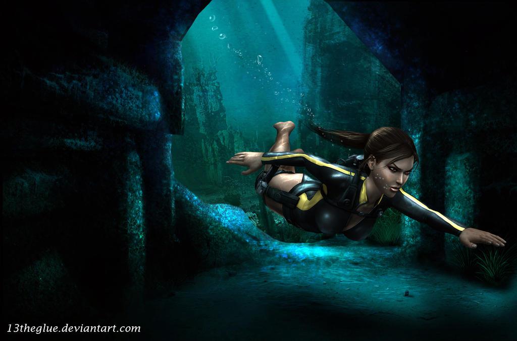 Tomb Raider Lara Croft 23 by typeATS