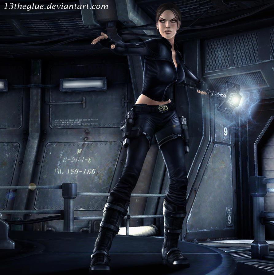 Tomb Rider Wallpaper: Tomb Raider Lara Croft 25 By TypeATS On DeviantArt
