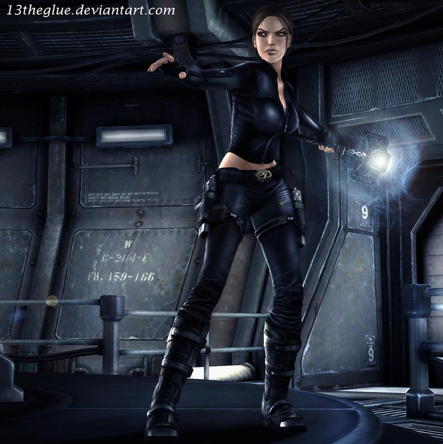 Art Lara Croft Shadow Of The Tomb Raider Desktop Wallpapers: Tomb Raider Lara Croft 25 By TypeATS On DeviantArt