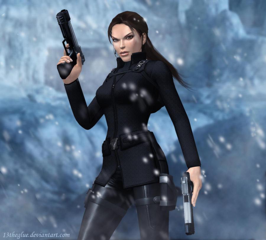 New Tomb Raider Wallpaper: Tomb Raider Lara Croft 26 By TypeATS On DeviantArt