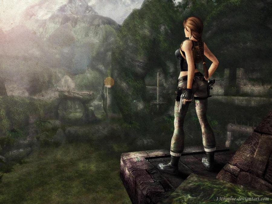 Tomb Raider Lara Croft 29 by typeATS