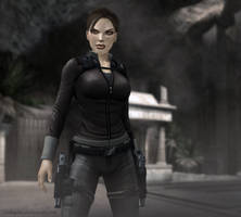 Tomb Raider Lara Croft 30