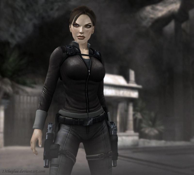 Tomb Rider Wallpaper: Tomb Raider Lara Croft 30 By TypeATS On DeviantART