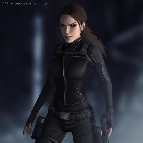 Tomb Rider Wallpaper: Tomb Raider Lara Croft 36 By TypeATS On DeviantArt