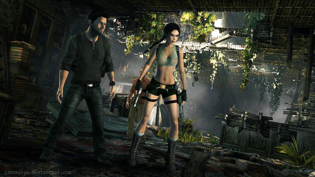 Tomb Raider Lara Croft 37 By TypeATS On DeviantArt