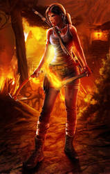 Tomb Raider Reborn Contest by 13Theglue by typeATS