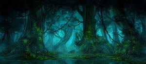 Dark forest by typeATS