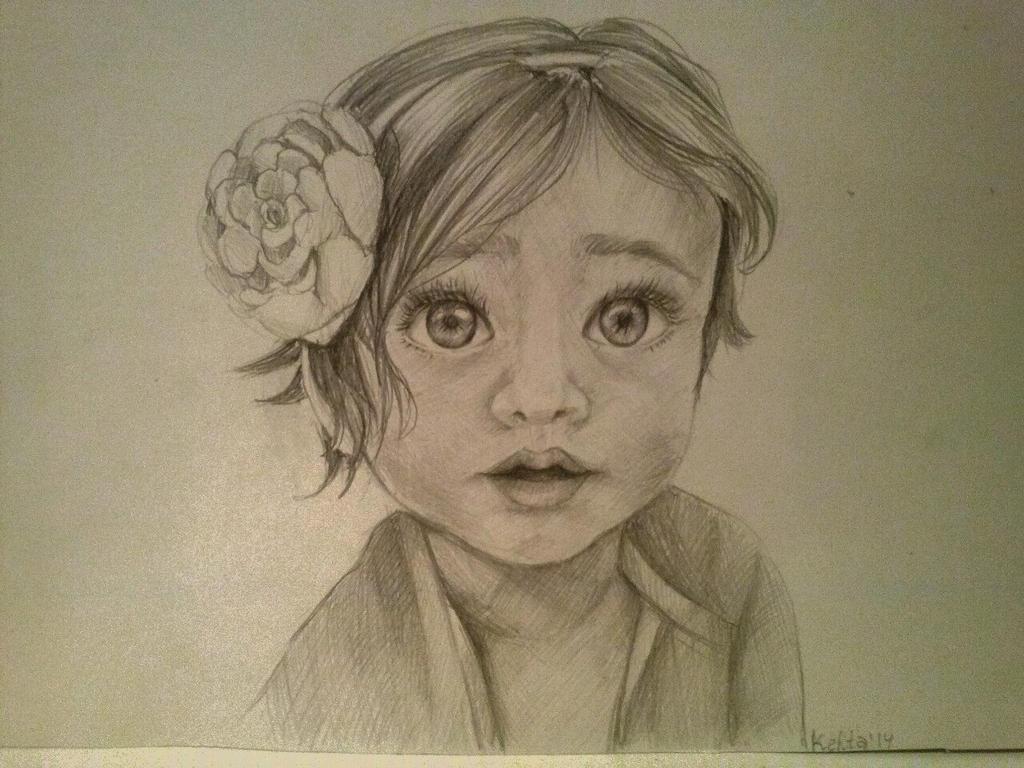A Little  Princess by Kehta