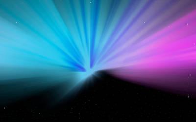 Aurora - Pixelmator tryout