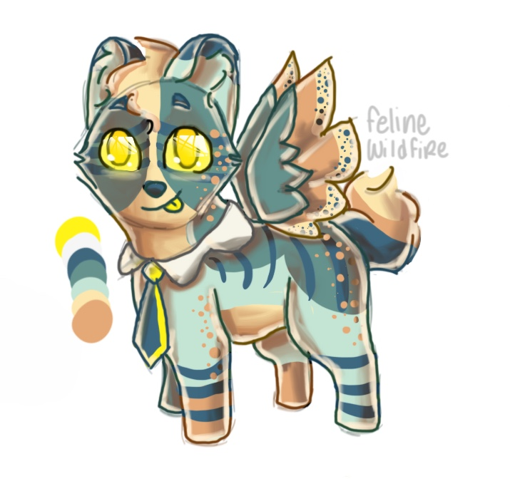 Another Character by felinewildfire