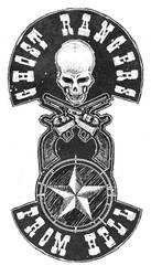 Ghost Rangers Logo by LeggRoom