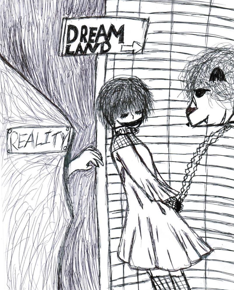 Take Me To DreamLand by LovelessKoi