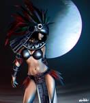 Awilix, Goddess of the Moon.