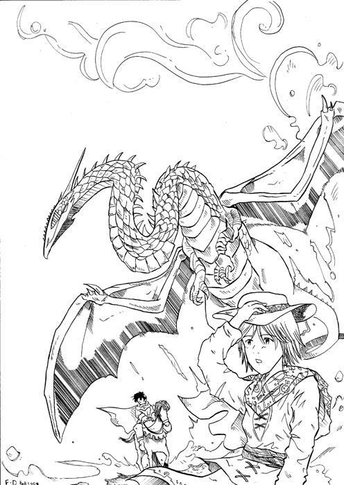 dragon essay