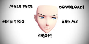 Male Kio Face Dl : Update by ARMIN-LOL