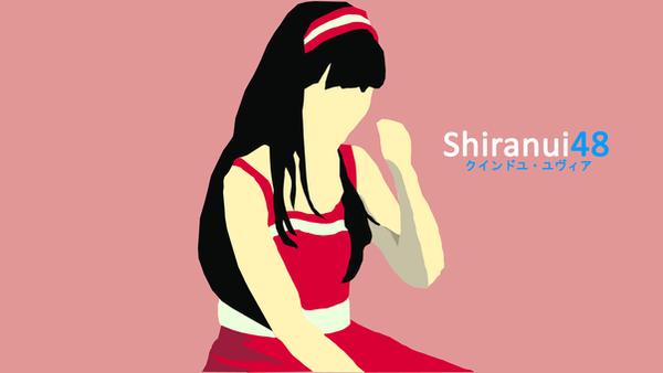 Cindy 'Yupi' Yuvia [JKT48] Vector Minimalist by shiranui48