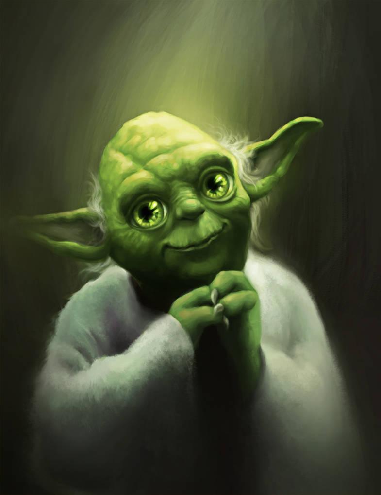 Yo Yo Yo Yo Yoda by lydia-the-hobo