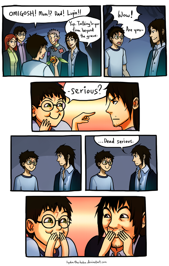 Harry Potter--In all Siriusness by lydia-the-hobo on ... I Am Number Four Movie Sam