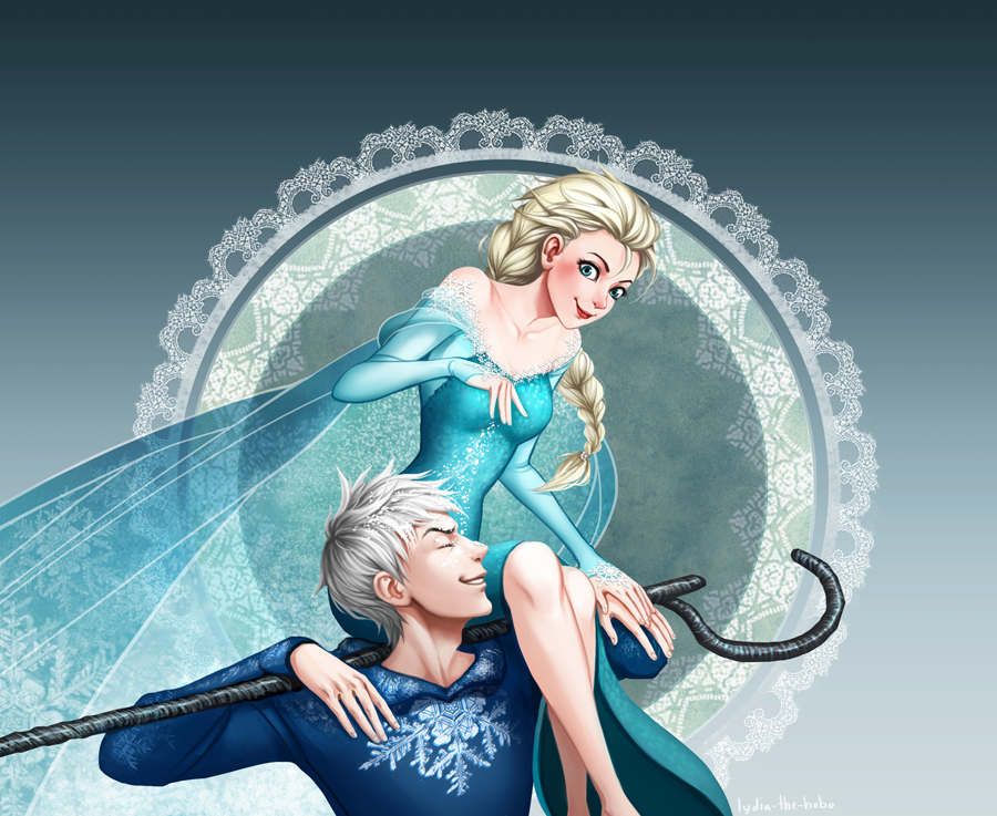 jack_frost_and_elsa_by_lydia_the_hobo-d6