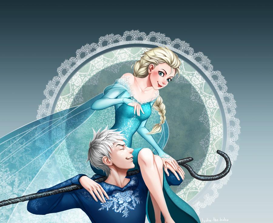 Elsa and jacke