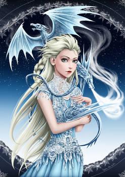 GoT x Frozen_ Daelsa Targaryen