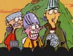 Ed, Edd, n Eddy's Mystery Science Theater