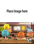 Gumball Reaction Meme (blank)