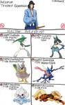 Pokemon Meme with Goemon