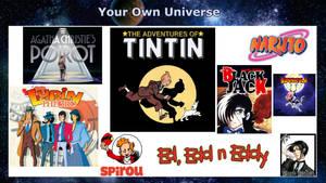 My Fanfic Universe Meme