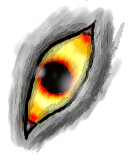 Yup, A wolf eye by TheKrakensMaster