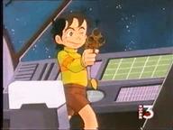 A boy and his bondage gun by Hypercat-Z