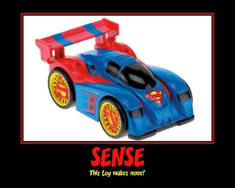 SENSE - This toy makes...
