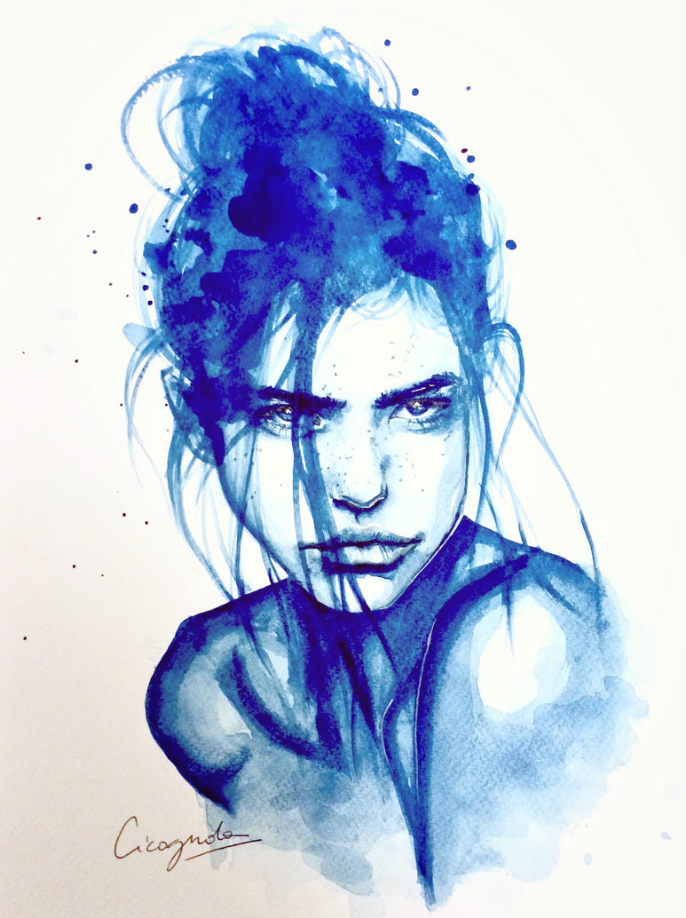 Blue 1 by vanessa-cico