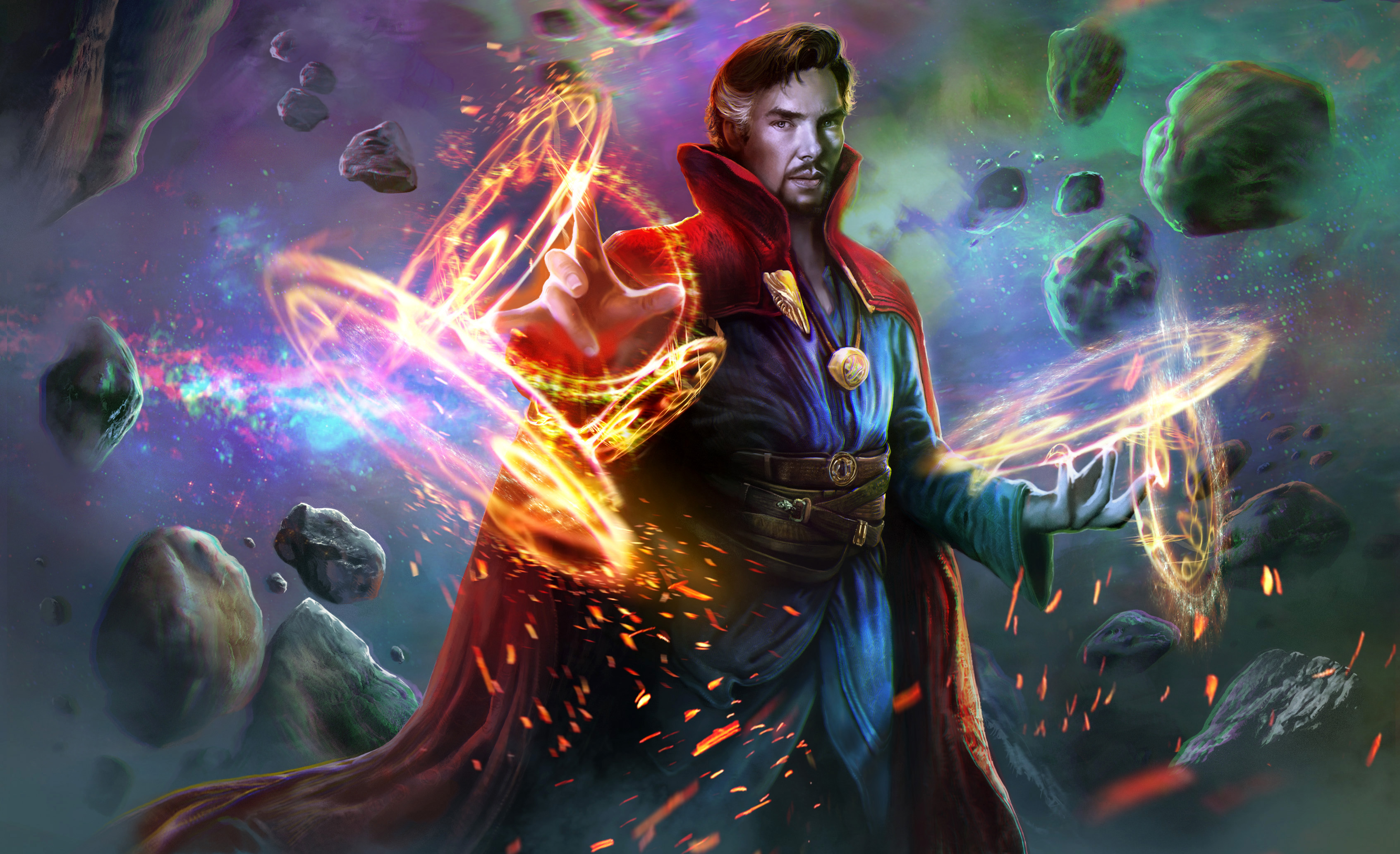 Dr. Strange by mehdic on DeviantArt