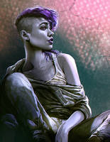 Purple by mehdic