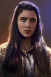 Sarah Williams by mehdic