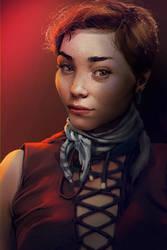 Portrait #029 by mehdic