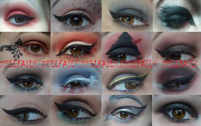 Makeup by Zellfails