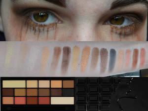 Makeup Revolution Palette Series- Chocolate Vice
