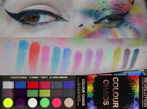 Makeup Revolution Palette Series- Colour Chaos