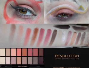 Makeup Revolution Palette Series- New-trals ...
