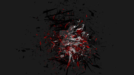 3D Abstract by 1sk