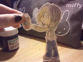 Nao paper child by Baka-Shi-Chan