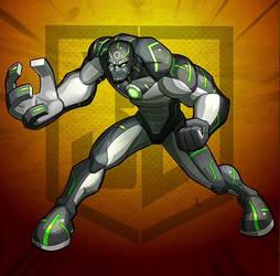 Upgrade as a DC hero