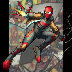 The Red Arachnid