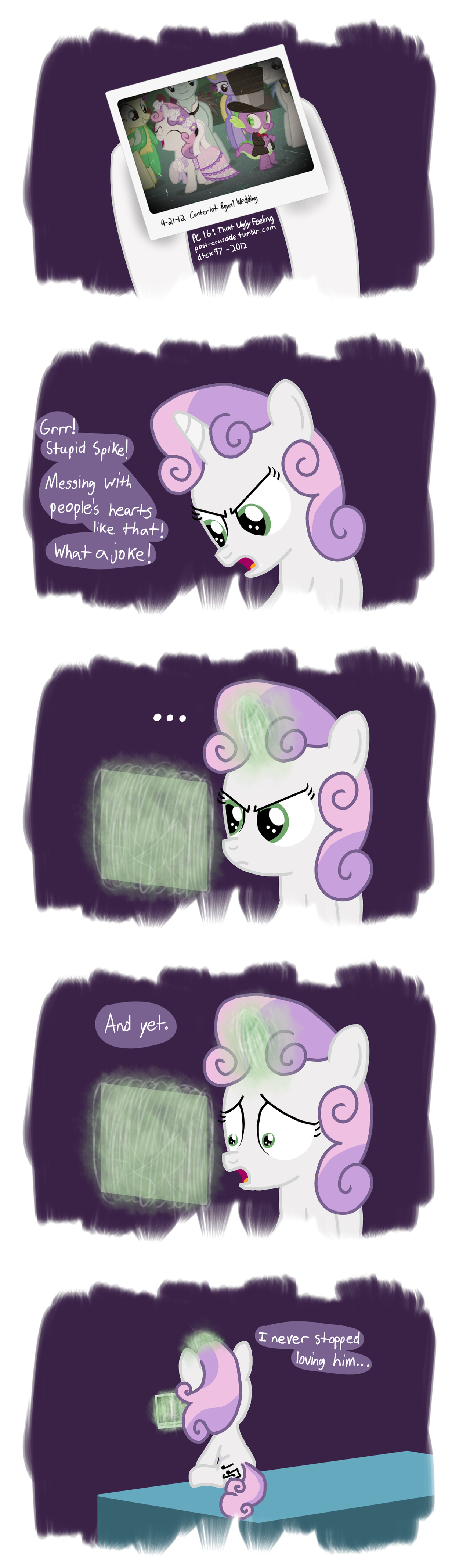 PC 16: That Ugly Feeling by postcrusade