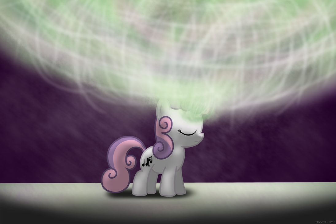The Epiphany of Sweetie Belle by postcrusade