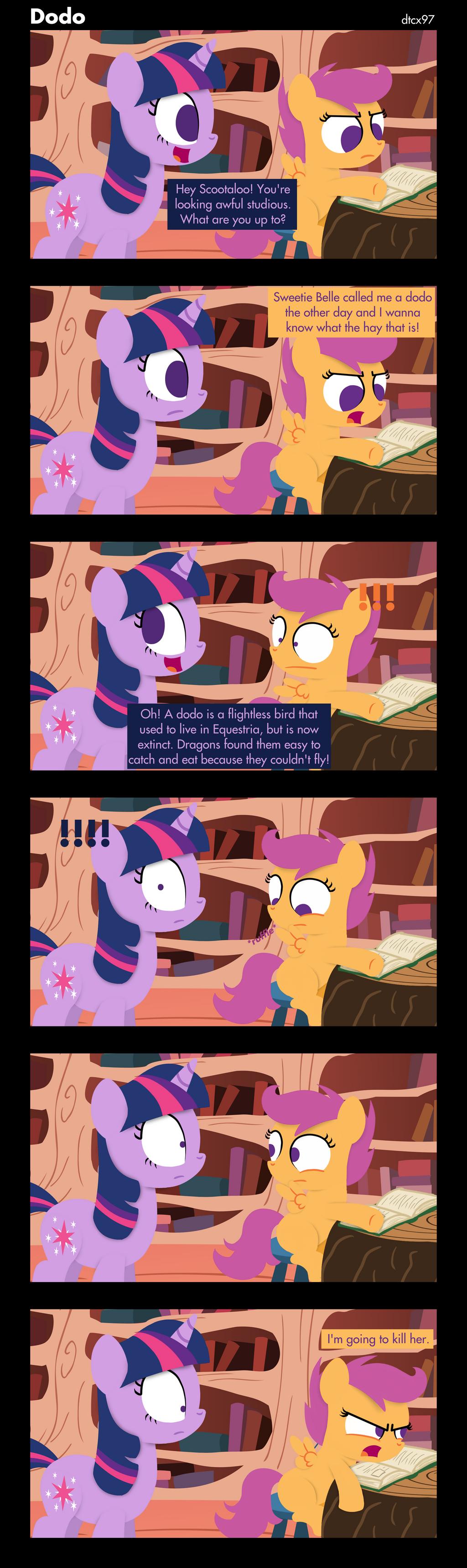 My Little Pony Friendship Is Magic Page 126 Toho Kingdom Whoa, since when does the house move like that? my little pony friendship is magic page 126 toho kingdom