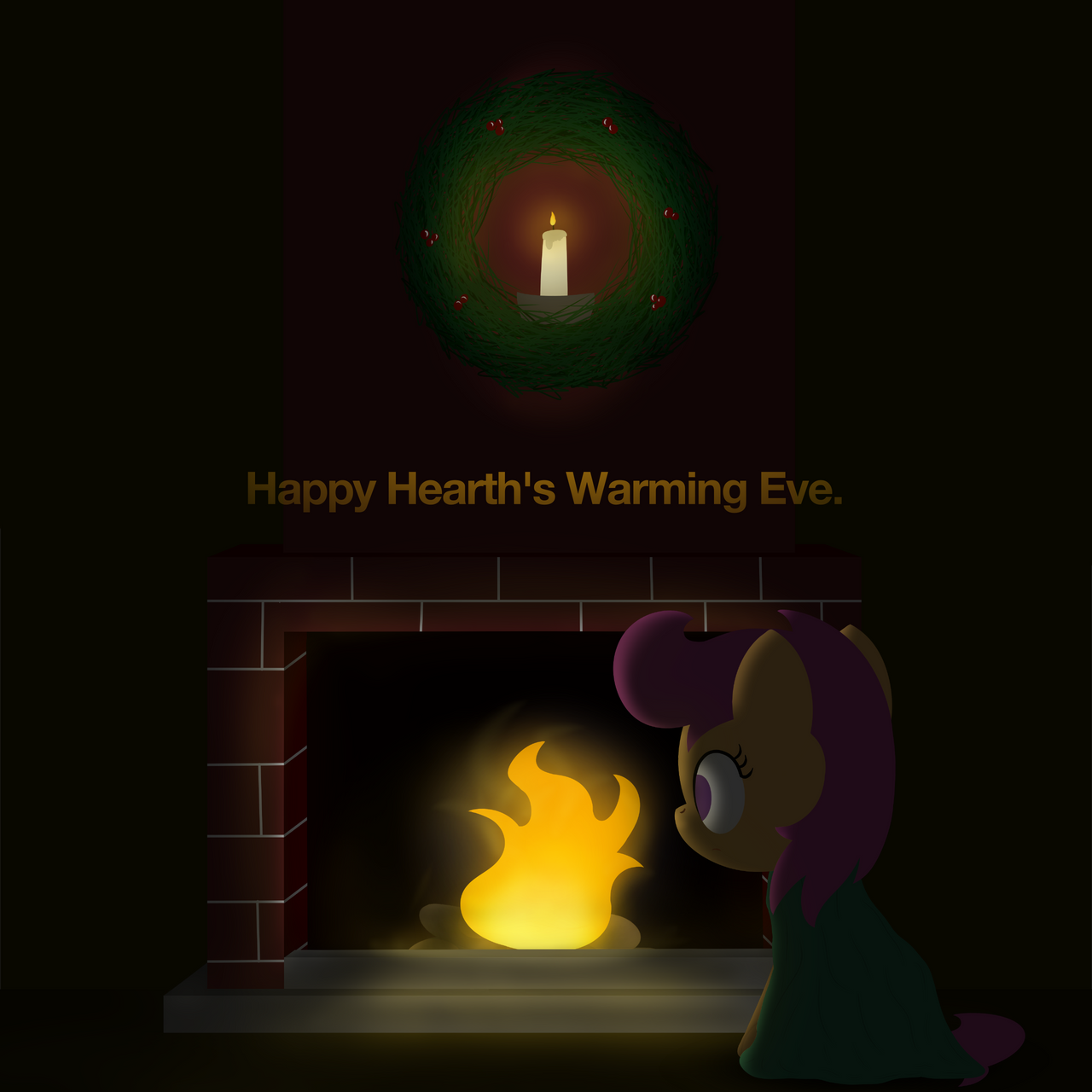 Hearth's Warming by postcrusade
