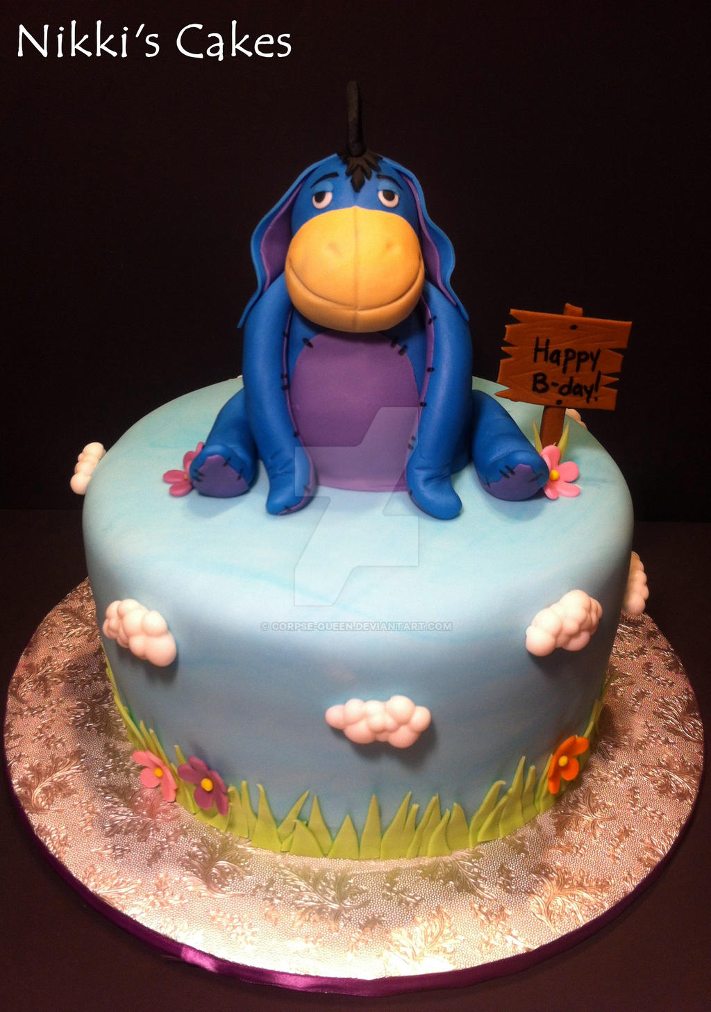 Birthday Cake In Glasgow Birthday Cake and Birthday Decoration Ideas